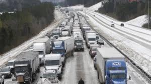 2014 Snowstorm in Atlanta