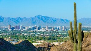 Phoenix, Arizona Car Shipping