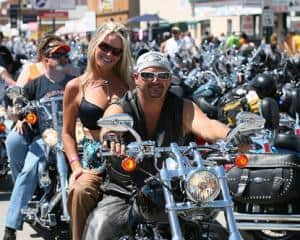 sturgis motorcycle rally & South Dakota Auto Shipping