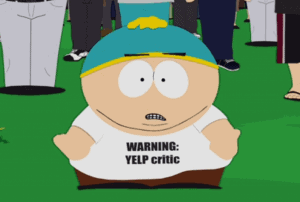 South Park Yelp Satire 1