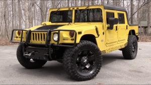 Auto Transport Your Hummer H1