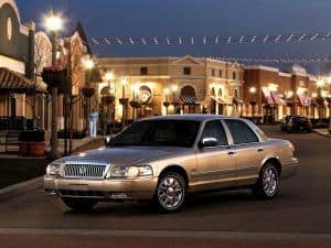 Car Transport Your Mercury Grand Marquis