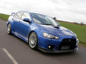 Auto Transport Your Lancer Evolution