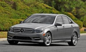 Auto Transport Your Mercedes-Benz C300