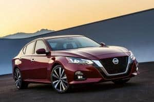 Auto Transport Your Nissan Altima