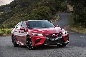 Car Shipping Your Toyota Camry