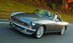 Auto Shipping Your MG MGB