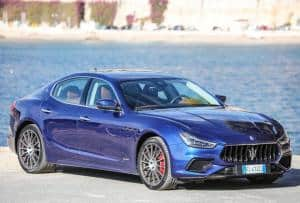 Car shipping your Maserati GHIBLI
