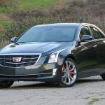 Luxury Cars Cadillac ATS