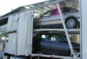 Enclosed Auto Transport Soft-side Carrier