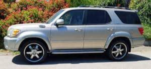 Toyota Sequoia Longest Lasting Car