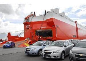 Overseas Car Shipping
