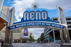 Car Shipping to Reno Nevada